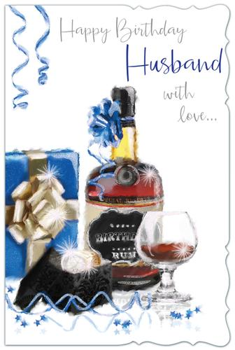 OB17117 - Husband - Birthday Image